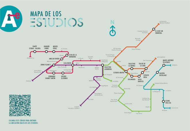 Mapa EAPCH2014